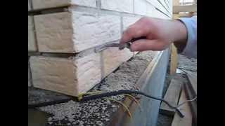Затирка швов кирпичной кладки(http://www.slav-dom.ru/ Еще больше видео тут http://www.slav-dom.ru/film_archives/wall/ Затирка швов кирпичной кладки является завершаю..., 2015-02-28T08:37:08.000Z)