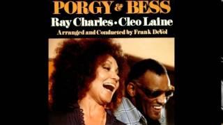 Ray Charles & Cleo Laine ~ I Got Plenty O
