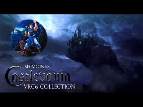 Divine Bloodlines - Shimoine's Castlevania VRC6 Collection
