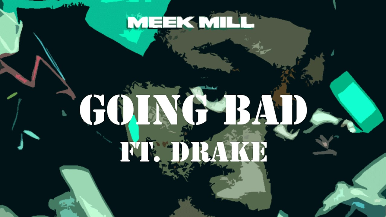 Meek Mill - Going Bad ft. Drake (Official Instrumental w/ Download) image