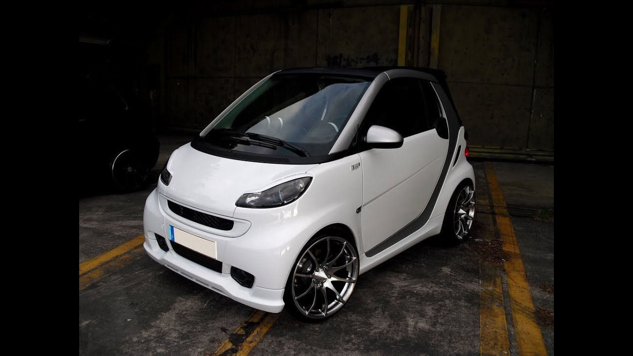 my smart fortwo blow off 451 brabus youtube. Black Bedroom Furniture Sets. Home Design Ideas