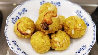 Laddoo by Revathy Shanmugam