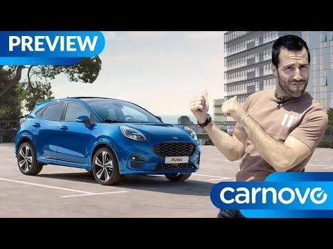 Ford Puma 2020 - SUV Compacto / Preview / Opinión / Novedades   Carnovo