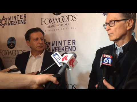 John Henry, Tom Werner discuss Red Sox