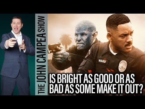 Bright Sequel Deserved? More Claims Of Fake Star Wars Backlash - The John Campea Show