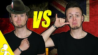 Germany VS England | 10 Similarities and Differences | Get Germanized