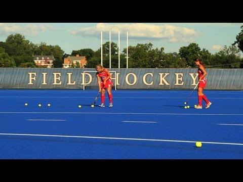 Coaching Tips: Field Hockey — Left Dribble