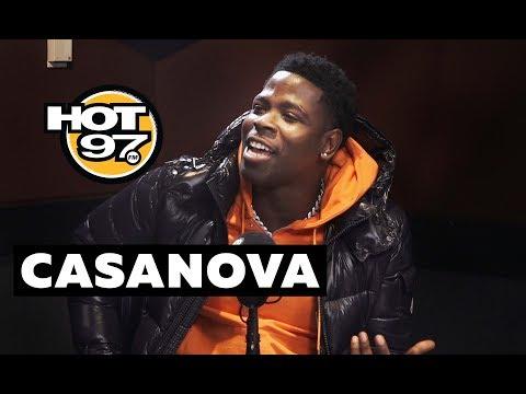 Casanova Calls 6ix9ine A 'Genius', Speaks On Africa Trip, Roc Nation Brunch & His Message To Diddy