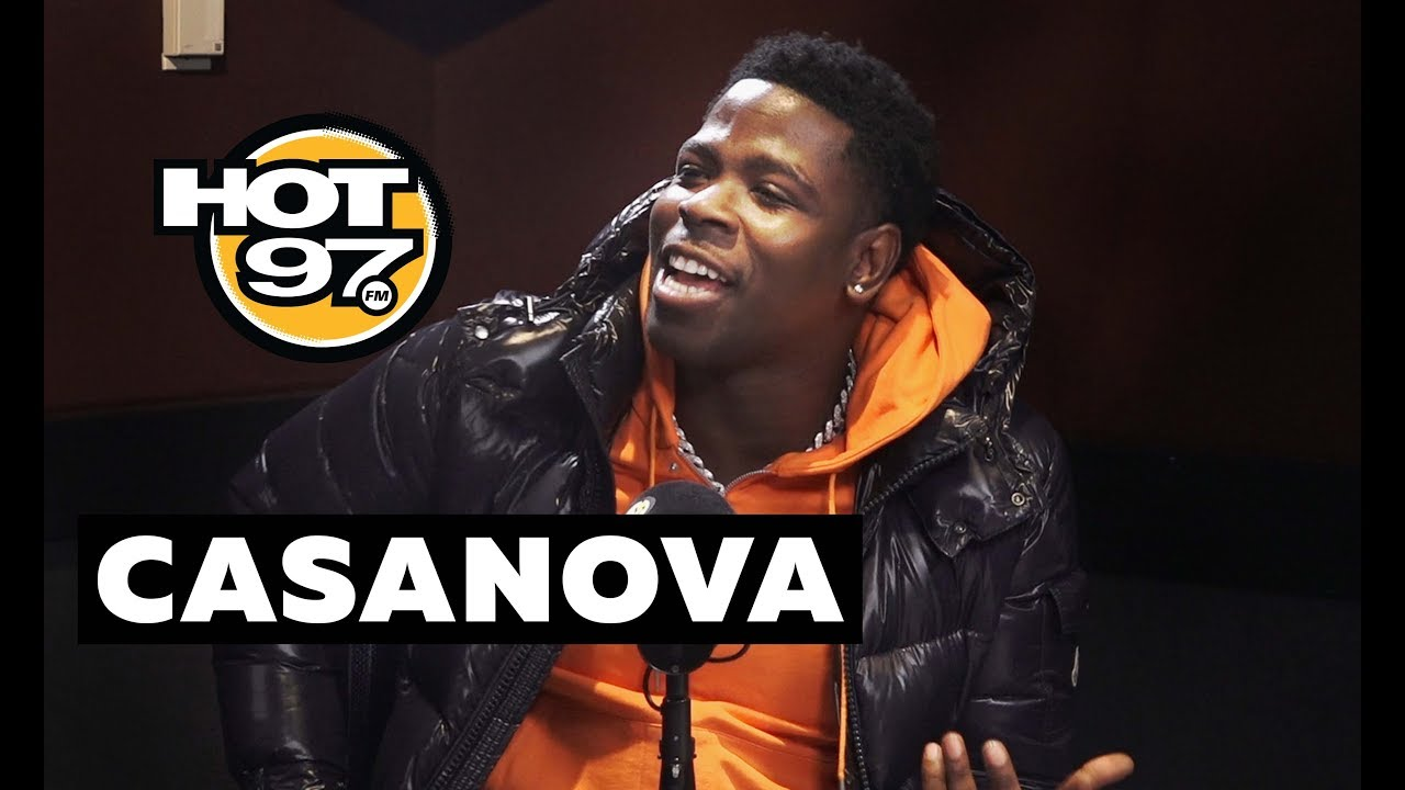 Casanova Calls 6ix9ine A 'Genius', Speaks On Africa Trip, Roc Nation Brunch & His Mess