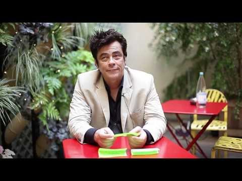 """Benicio Del Toro : """"Some roles have been with me forever"""""""