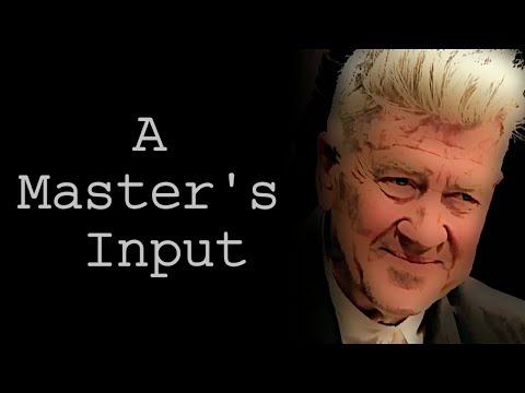 A Master's Input: Inspiring Advice for Aspiring Filmmakers