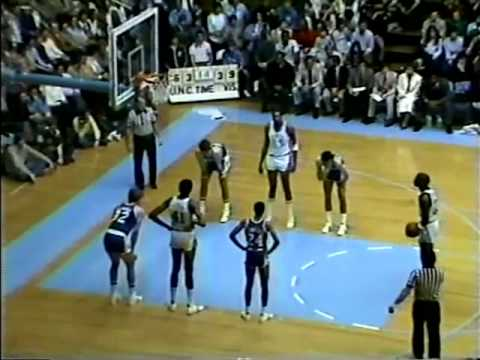 Michael Jordan 32 pts vs. Duke - 1983