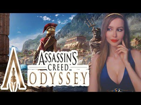ASSASSIN'S CREED: Odyssey ( Одиссея) | ПОЛНОЕ ПРОХОЖДЕНИЕ НА РУССКОМ ЯЗЫКЕ | ОБЗОР | СТРИМ # 3