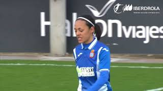 Espanyol 1-0 Sevilla, Liga Femenina Iberdrola