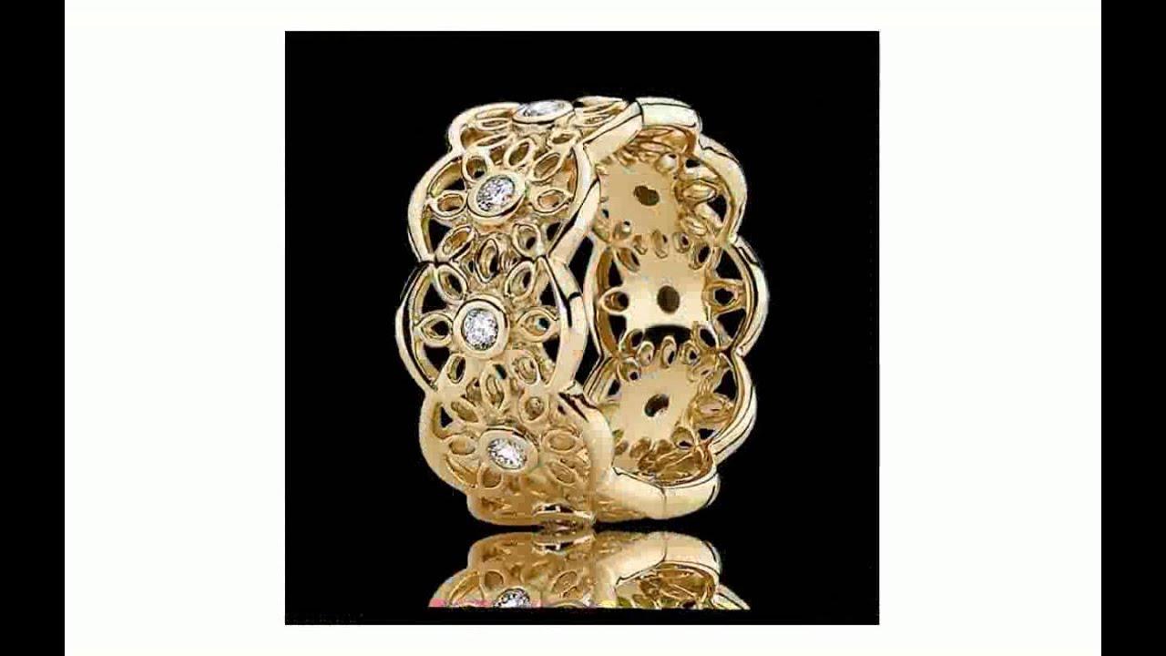 Кольцо и браслет из золота и каучука - YouTube