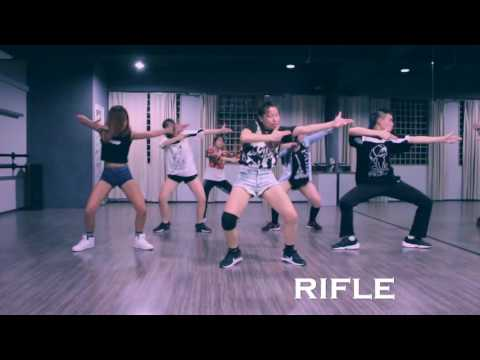 Dancehall Choreography Light it up Remix -  Luckystar Low