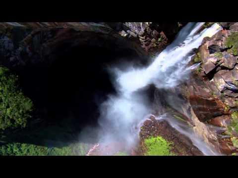 Planet Earth - Angel Falls (1080p Full HD) WebM / VP8 HTML5 compatible