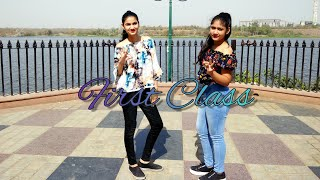 First Class - Kalank | Dancing Sisters Choreography