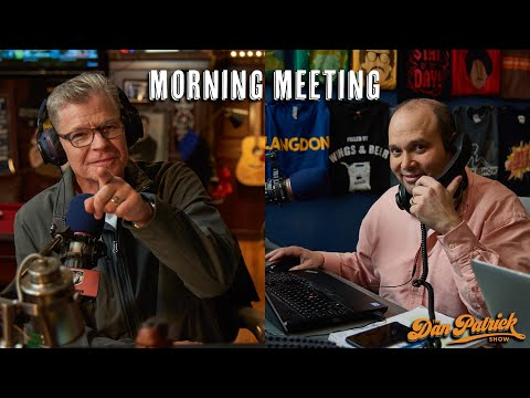 Morning Meeting: What Is The Origin Of This Dan And Todd Exchange? | 09/17/21