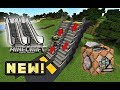 MCPE Working ESCALATOR! Command block Trick Tutorial! Minecraft PE 1.7