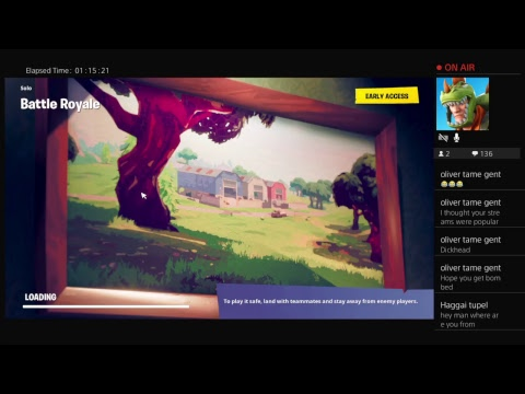 [STREAM SNIPE ME] 10 SEC COUNT FORTNITE DECENT PS4 PLAYER W KEYBOARD AND  MOUSE - 6K + ELIMINATIONS