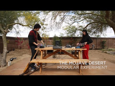 The Mojave Desert Modular Experiment: Dustin & Takako