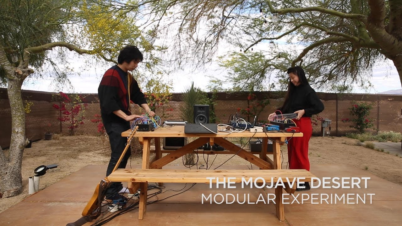 Mojave Desert Modular Experiment: Dustin + Takako - Perfect Circuit
