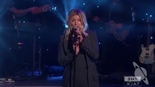 Fergie - A Little Work (Live at The Talk)