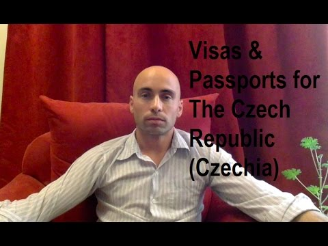 ExpatsEverywhere: Visas and Passports For Czech Republic (Czechia)