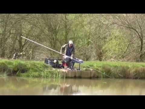 IZAAK WALTON FISHERY, CHEBSEY, STAFFORDSHIRE