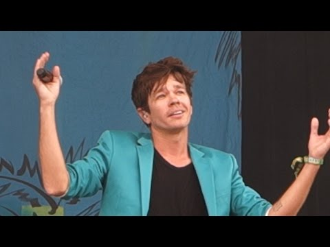 Nate Ruess - We Are Young – Outside Lands 2015, Live in San Francisco
