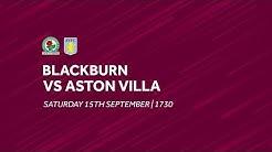 Blackburn Rovers 1-1 Aston Villa   Extended highlights