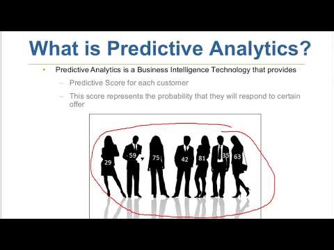 Harness the Predictive Power of Google Analytics: Information Session (9/12/2014)