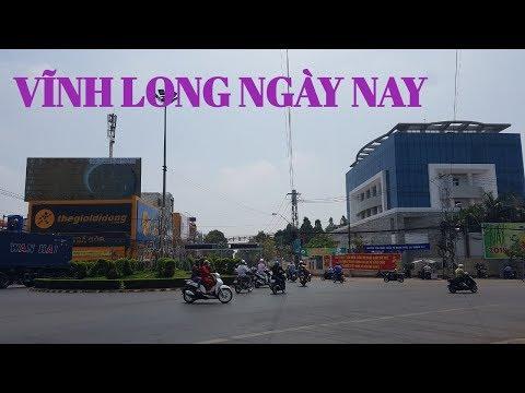 DẠO MỘT VÒNG THÀNH PHỐ VĨNH LONG, Vĩnh Long Ngày Nay | Thanh Vinh Long