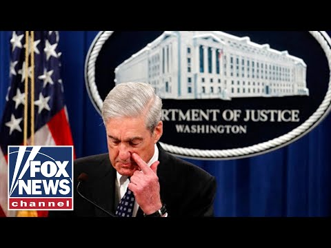 'The Five' breaks down Mueller mania