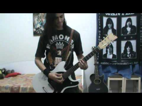 Ramones♫ - Any Way You Want It (Guitar cover)