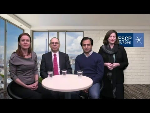 Access MBA Live with ESCP Europe