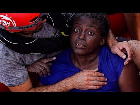 منظمة الهجرة الدولية تحذر من ارتفاع أعداد المهاجرين المحتجزين في ليبيا…  - 22:22-2018 / 7 / 18