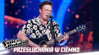 """Jakub Dąbrowski - """"A Thousand Years"""" - Przesłuchania w ciemno - The Voice of Poland 10"""
