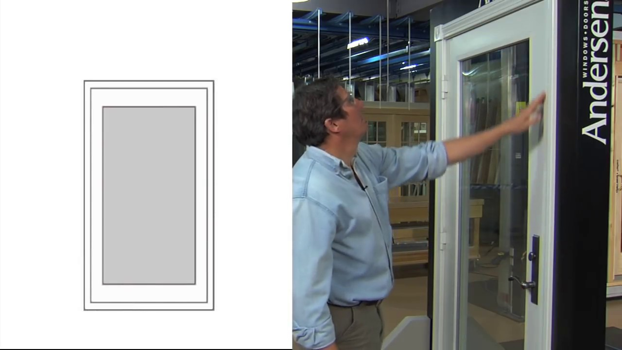 Adjusting a 200 Series Inswing Patio Door | Andersen ...