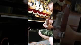 MOOER SD50A loop & jam demo sound 3