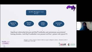 Reima Bakry || Challenging Cases in Pediatric Rheumatology: Case 2