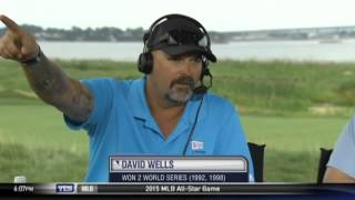 David Wells gives an update on his life on The Michael Kay Show