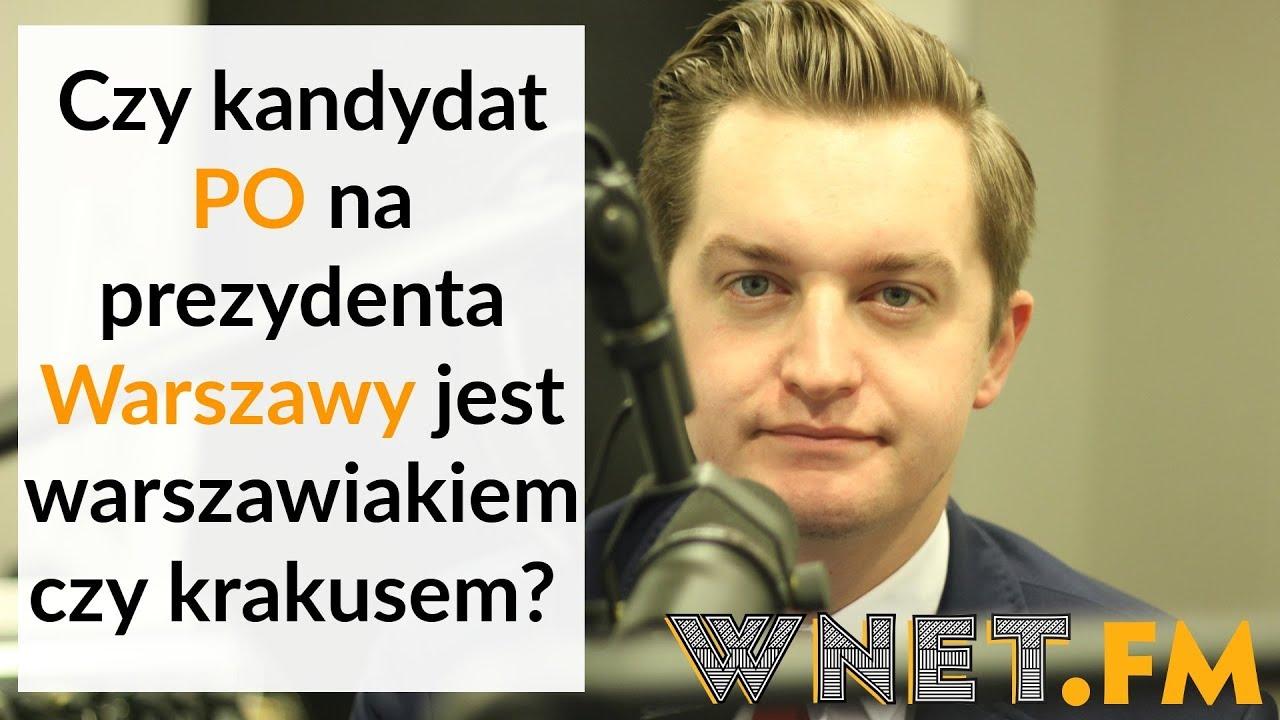 Kaleta u Gadowskiego: Rafał Trzaskowski jak Bronisław Komorowski jest z całej Polski