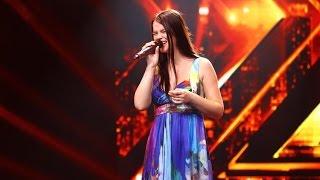 """Cesaria Evora - """"Besame Mucho"""". Vezi interpretarea Mădălinei Căuş, la X Factor!"""
