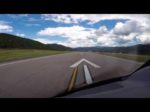Aspen to Eagle Phenom 300 Full ATC/Cockpit Audio