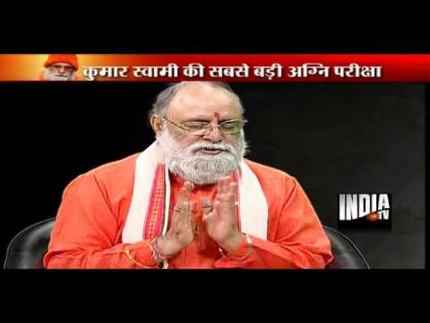 Godman Kumar Swami denies curing patients with the help of 'beej' mantras - Part 4