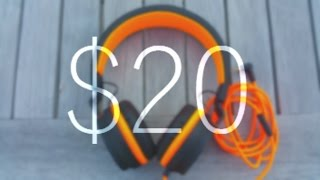 Awesome $20 Headphones!