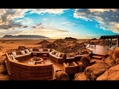 BEST LODGES OF NAMIBIA - SORRIS SORRIS