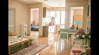 Giới thiệu nhà mẫu căn 54 m2 chung cư ruby city ct3 Phúc Lợi